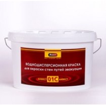 АКВЕСТ-01С в/д акриловая краска для путей эвакуации ведро 14кг (цена 1кг)