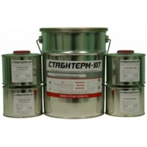 Стабитерм-107 «паркетный» лак комплект 5 кг (цена 1 кг)