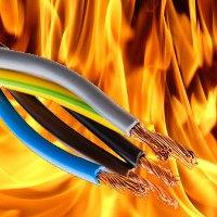 Огнезащита кабеля